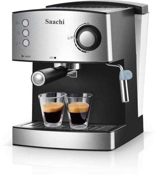 افضل ماكينة تحضير القهوة من ساتشي متعددة الاستعمال NL-COF-7056