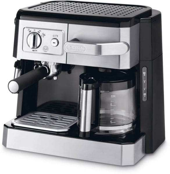 افضل ماكينة قهوة واسبرسو من ديلونجي BCO - 420